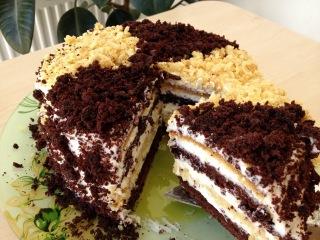 Сметанник Торт - Очень Вкусный Рецепт   (Сметанный Торт)