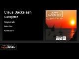 Claus Backslash - Surrogates (Original Mix)