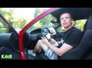 Неликвид /Civic hard static pontiac wheels/ Тест-драйв лютой статики