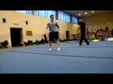 3Run Domodedovo Shot Vorodyev Dinamo Stiyle Gym YOLO 2015