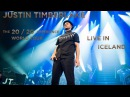 Justin Timberlake - The 20/20 Experience World Tour Live in Iceland 24.08.2014