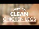 How to Clean Chicken Legs from Joints Gastrolab Basic Cooking Skills