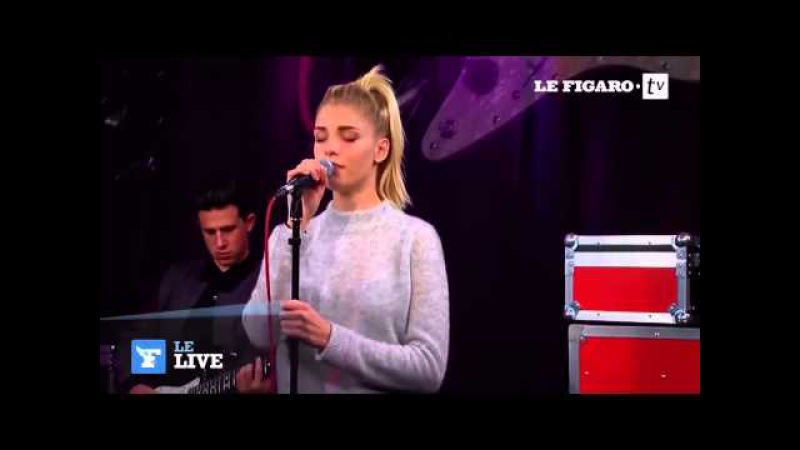 London Grammar Wicked Game Le Figaro Live 2013