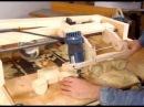 Копировально-фрезерный станок для резьбы по дереву(пантограф)