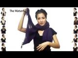 25 способов как завязывать одевать шарф платок палантин