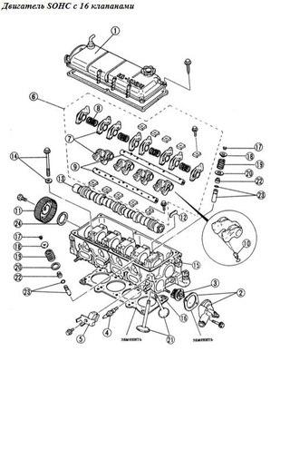 Mazda 323f bg 1,6 16v
