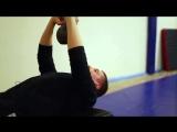 Борцовский комплекс упражнений с гирей на все мышцы тела