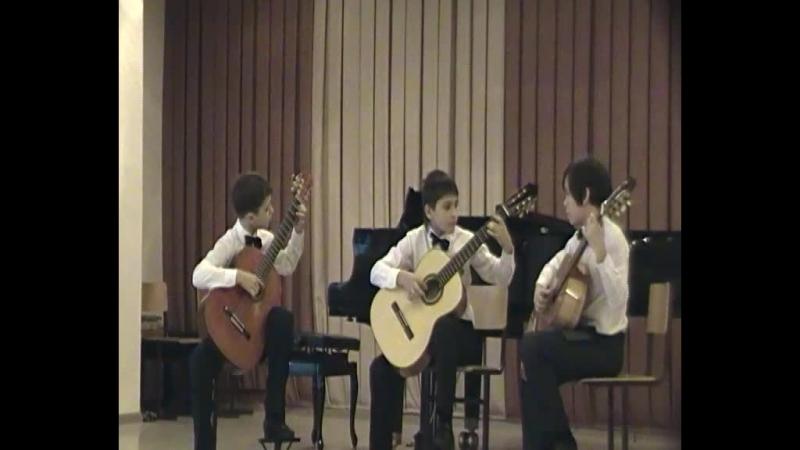 Трио Панов - Ветус - Нехорошев