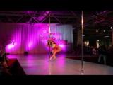 Exotic and Pole Dance Show 2013 - Olga Koda
