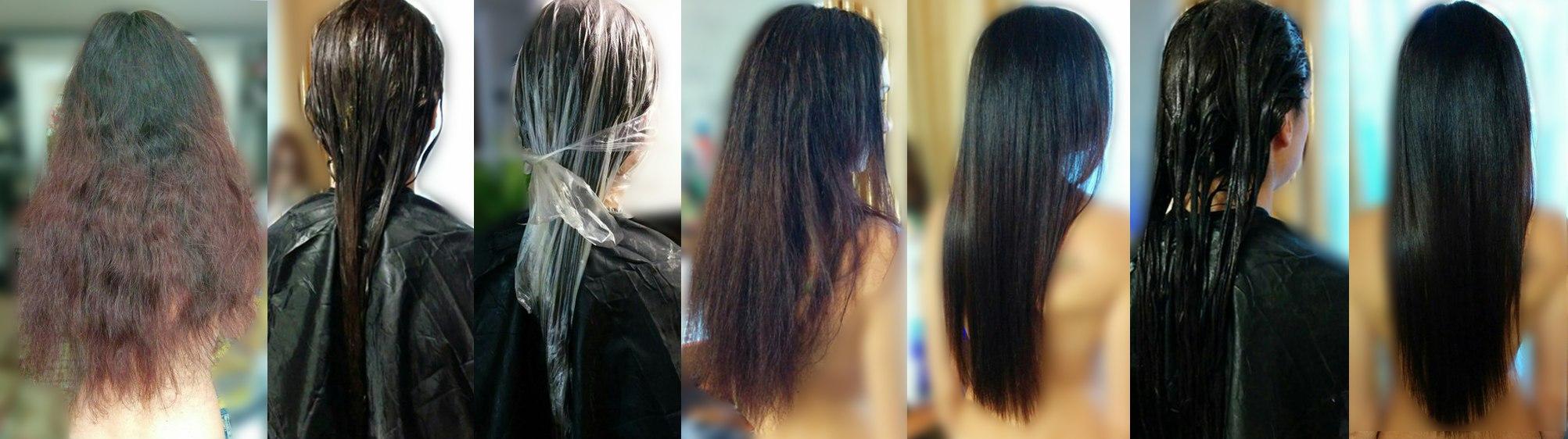 перманентное выпрямление волос от GOLDWELL голдвелл выпрямление волос навсегда Straight & Shine в Севастополе товары из Китая