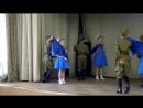 танец Синий платочек к 9 мая