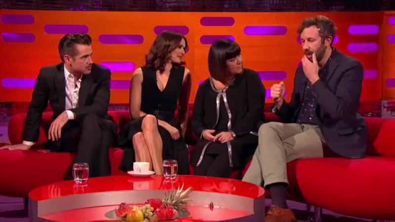 The Graham Norton Show S18E04 (Colin Farrell Rachel Weisz Dawn French Chris O Dowd) - YouTube