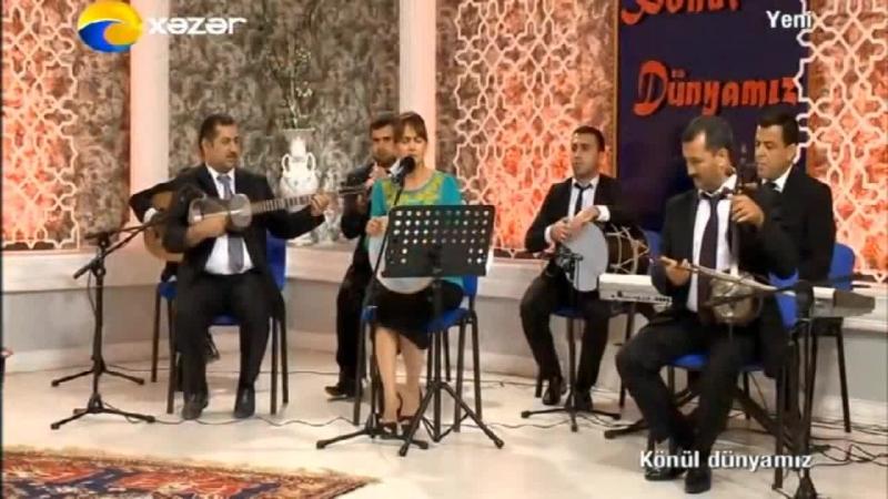 Güllü Muradova - Yandırdın qəlbimi (Gullu Muradova)