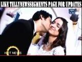 Видео от sbs Санайя Ирани и Мохит Сегал...свадьба или очередная утка)