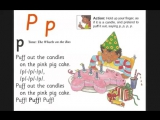 Letter P_ Jolly Phonics song