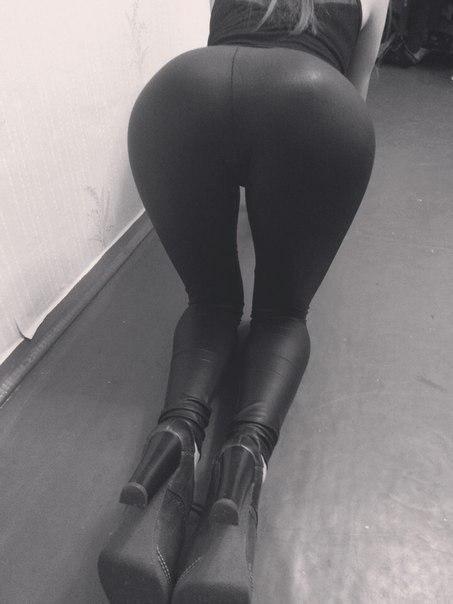 ножки тети