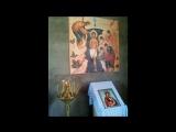 «Первая Литургия и водосвятный молебен. в 2015г.» под музыку Анна Падылина - Мы тебя славим, Святителю Николай. Picrolla