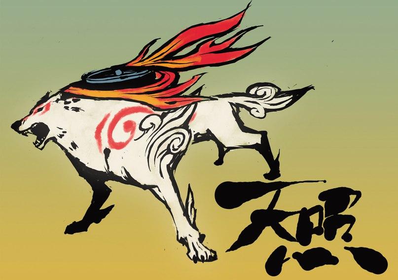 Купить постеры Okami