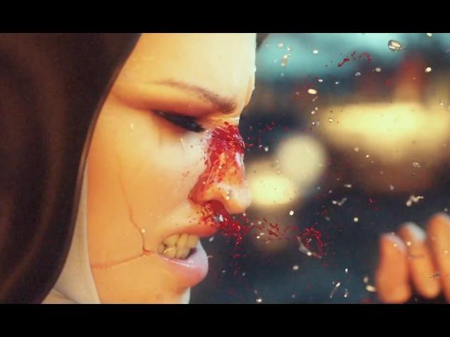 Волков против шестерок мороза из опг (HD) Hitman Absolution E3