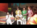 TVPP FTISLAND I Wish trot ver 에프티아일랜드 바래 트로트 ver @ Special Stage Show Music core Live