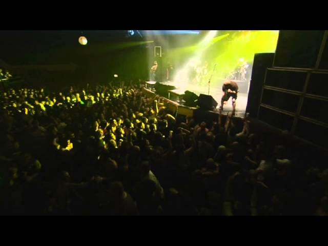 Hatebreed - To The Threshold (Live Dominance) HQ