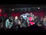 50 Cent live at B.B.Kings NYC 1/29/16 Pt 3