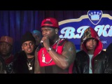 50 Cent live at B.B.Kings NYC 1/29/16 Pt 4