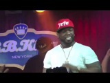 50 Cent live at B.B.Kings NYC 1/29/16 Pt 1