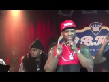 50 Cent live at B.B.Kings NYC 1/29/16 Pt 2