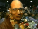 Arrival of Harikesha Swami to the USSR - Moscow 1990