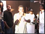 Kanye West at Fat Beats Aug 1996