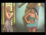 Vania Bludau deslumbra al jurado Bailando