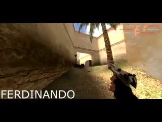 #6 FRAGSHOW FERDINANDO IS NO DUBMOOD :x