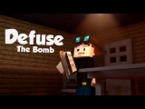 Майнкрафт фильм  Как разрядить бомбу