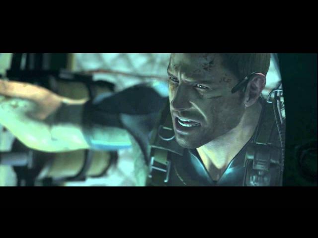 Resident Evil 6: Piers Nivans Death Scene