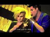 Stay Enhanced Adam Lambert &amp Tommy Joe Ratliff (with lyrics)