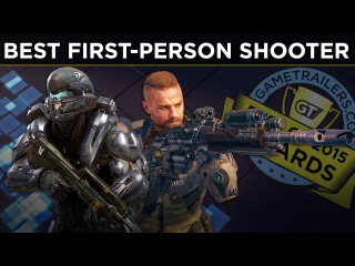 Best First-Person Shooter of 2015