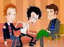 Sex Pistols do the Queen