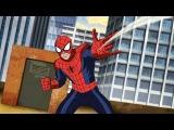 Великий Человек-паук - Жуть - Сезон 1, Серия 9 Marvel