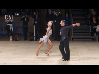 Ferdinando Iannaccone & Yulia Musikhina Presentation Dance - UK Open 2015