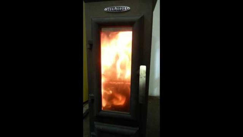 Пламя в камине Термофор Тетра Мини