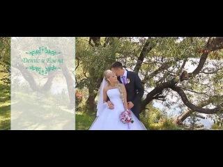 Свадебный клип Дениса и Елены