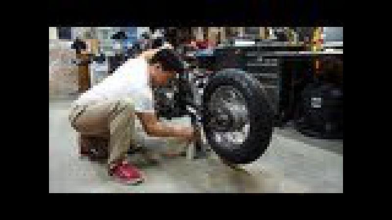 Honda Rebel Bobber Project - In the Making
