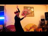 ЭСМИРА. Фламенко. ОГОНЬ И ПРОХЛАДА ИСПАНСКОГО ВЕЕРА в Антикафе ТАЙНИК