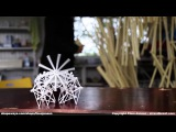 Theo Jansen - New 3D printed Strandbeests XL and XS