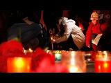 Сегодня на Украине объявлен траур по погибшим в Мариуполе - Первый канал