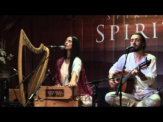 Mirabai Ceiba Live at Spirit Fest 2010 | Pavan Guru