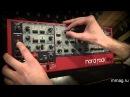 Mmag Профессиональный цифровой cинтезатор на примере Clavia Nord Lead 2x