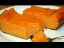 Десерт из тыквы Нежная запеканка из тыквы с манкой. Рецепт блюда из тыквы