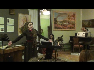 12 - Георгий Свиридов - О, родина, счастливый и неисходный час (из Вокальной поэмы